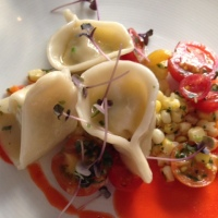 Wine & corn: a summer dinner at Harvest