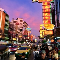 From Hanoi to Bangkok in eighty days